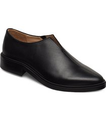 prime minimal oxford shoe loafers låga skor svart royal republiq