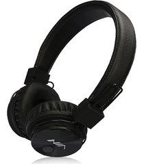 audífonos gamer, gaming estéreo hd inalámbricos audifonos bluetooth manos libres de los auriculares originales de nia x3 deportivos con la radio de la tarjeta fm del tf de la ayuda del micrófono (negro)