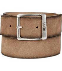 hugo men's joni leather belt