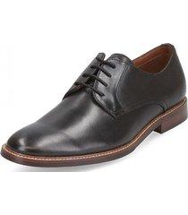 zapatos hombre oxford negro