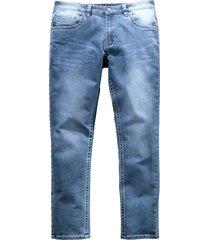jeans men plus blauw