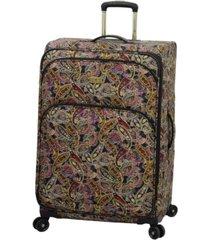 "london fog cranford 29"" spinner suitcase"