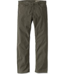 5-pocket stretch twill pants, olive, 42, inseam: 34 inch