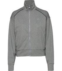 fz jacket sweat-shirt trui grijs calvin klein performance