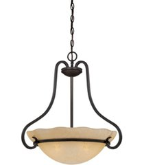 designers fountain lauderhill inverted pendant