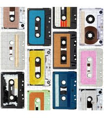 i go to (250) pieces wooden puzzle: mix tapes in pass-it-on pouch