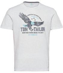 basic slub t t-shirts short-sleeved vit tom tailor