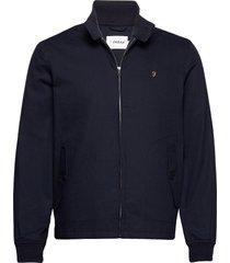 hardy harrington jacket tunn jacka blå farah