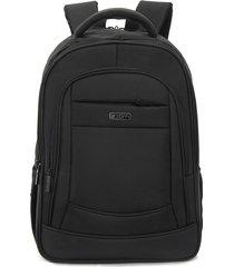 mochila negra zom