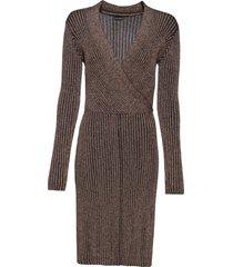 abito in maglia con lurex (nero) - bodyflirt