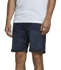 jack & jones men's stretch denim shorts