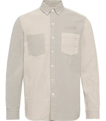 claw shirt - olive overhemd casual grijs forét