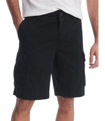 tommy hilfiger men's authentic cargo shorts, created for macy's