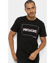 camiseta calvin klein provoke masculina - masculino