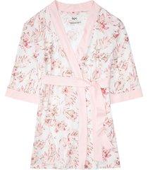 kimono accappatoio in maglina (bianco) - bpc bonprix collection