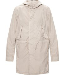 haven rain coat