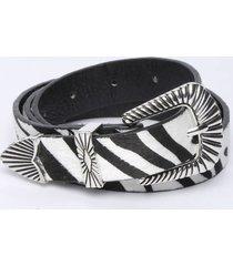 cinturón betty zebra eclipse