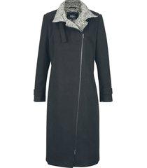 cappotto corto con chiusura asimmetrica (nero) - bpc bonprix collection