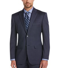 awearness kenneth cole slim fit suit separates coat postman blue
