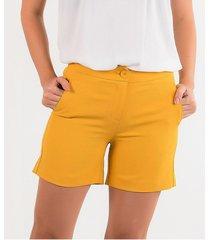 shorts amarillo derek 819903