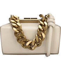 stella mccartney chunky chain mini shoulder bag