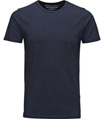 jack & jones t-shirt blauw c-neck casual