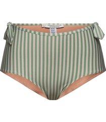 manon bikini hipsters bikinitrosa grön underprotection