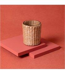 vaso turquia cor: natural - tamanho: único