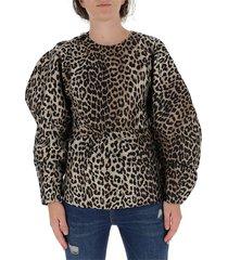 knapperige blouse
