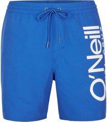 o'neill zwembroek men original cali shorts victoria blue