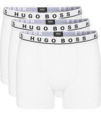 hugo boss boxer brief 3p co/el 10146061 50325404/100
