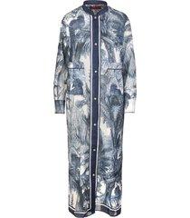 for restless sleepers blue galene long dress