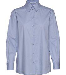 basha långärmad skjorta blå boss