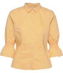 harleenpw sh långärmad skjorta gul part two