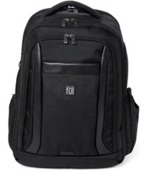 "ful heritage 16.5"" classic laptop backpack"
