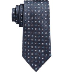 boss hugo boss small square neat skinny tie