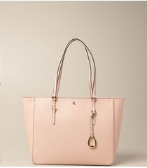 lauren ralph lauren shoulder bag lauren ralph lauren handbag in saffiano leather