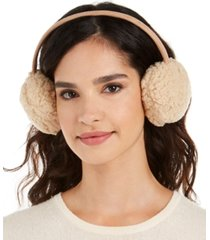 i.n.c. teddy faux-fur earmuff, created for macy's