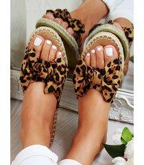 flor de lazo zapatillas