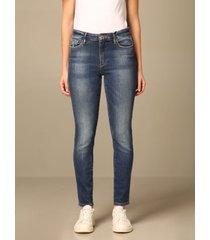 armani collezioni armani exchange jeans armani exchange super skinny cropped jeans in washed denim