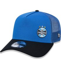 boné new era 9forty a-frame trucker grêmio