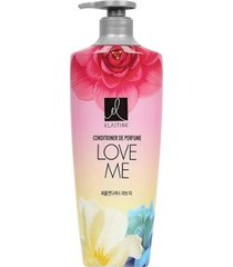 condicionador de perfume elastine love me - 400ml