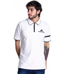 camiseta tipo polo-goco-1715-blanco
