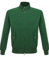 baracuta g9 original harrington british green jacket 01brwmow0001fbc01