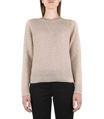 max mara camel color cashmere sweater