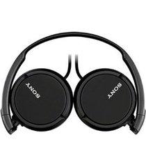 audifonos diadema sony originales alta calidad negro mdr-zx110