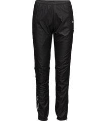 base cross pants sweatpants mjukisbyxor svart newline