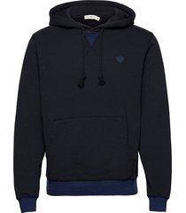 braim hoodie trui blauw tiger of sweden jeans