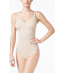 9daf405fb miraclesuit women s extra firm tummy-control sheer trim body shaper 2783
