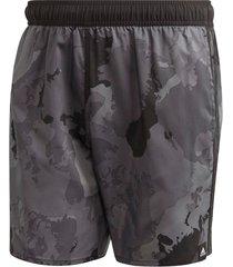 badshorts short length camouflage swim shorts
